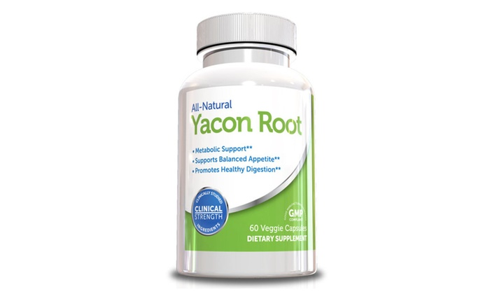 Buy It Now : 30 Serving Bottle of Yacon Root with Free Waist Trimmer