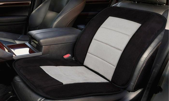 Car Full Seat Cushion Vehicle Truck SUV Ventilated Soft Foam Padded