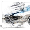 Super Charged American Classic - Car Wall Art