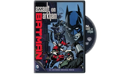Batman: Assault on Arkham (DVD) 7d01357a-86c7-41f1-b174-9c2d1b88e702
