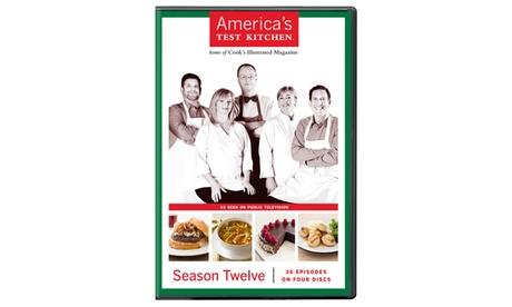 America's Test Kitchen: Season 12 DVD 35a41f39-e467-417b-9013-aee287bd9697