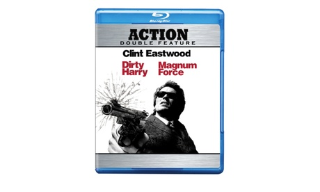 Dirty Harry / Magnum Force (Double Feature) (BD) 5719d213-6184-4248-a27b-f8df963d8400