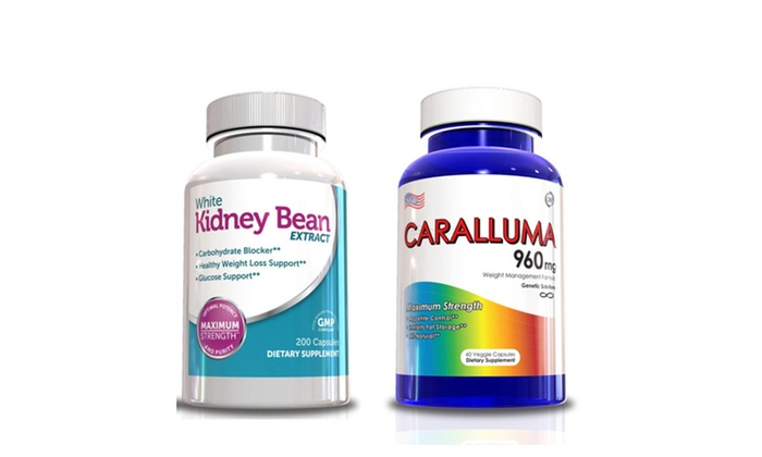 Buy It Now : Weight Loss Product-White Kidney Bean Extract & Caralluma Fimbriata