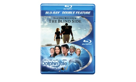 The Blind Side / Dolphin Tale (DBFE)(BD) 2ba56cd3-5be0-47b9-9776-2b2928cfc2d1