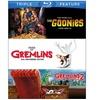 Goonies, The / Gremlins  / Gremlins 2: The New Batch  (BD) (3FE)