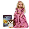 Deluxe Once Upon a time Storybook doll Sleeping Beautiy