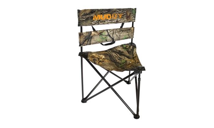 Muddy Folding Tripod Ground Seat