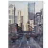 Ryan Radke Theatre District - Chicago Canvas Print