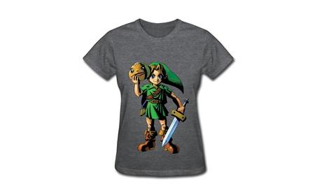 Ryan Women's T-shirt The Legend Of Zelda Majora's Mask Tee 94e59fda-0226-446b-8fc9-fdb5861fa94c