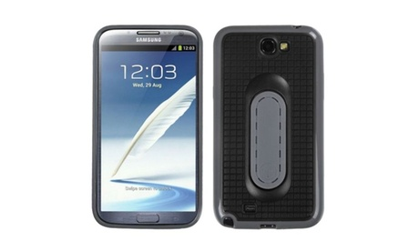 Insten Black Snap Tail Stand Case for Galaxy Note II, T889/I605/N7100 f30d87a2-880d-4cac-a40d-7ec33130dc74
