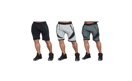 Men's Elastic Harem Training Jogger Sport Short Baggy Pants e8b89b2a-a1c8-4c70-8746-2bb7b266f4c7