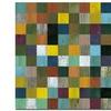Michelle Calkins 'Rustic Wood' Canvas Art
