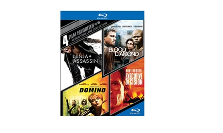4 Film Favorites: Action Thrillers (Blu-ray) aba5910c-e14a-4506-a1a4-5f8ea31d1c3d