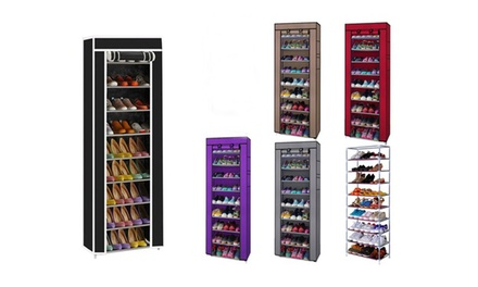 Home Shoe Rack Organization Closet Storage