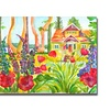 Wendra Cottage Garden Canvas Print