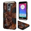 Insten Camouflage Hard Case For Lg Destiny/leon/power/sunset/tribute 2