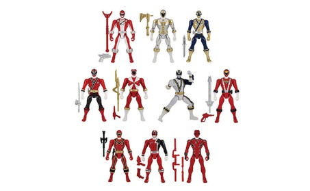 Power Rangers The Mega Collection Legendary Action Figure 10PK Set def376c7-ca54-454b-8668-83fa6e3db53a