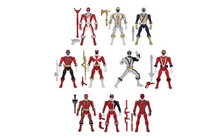 Power Rangers The Mega Collection Legendary Action Figure 10PK Set def376c7-ca54-454b-8668-83fa6e3db53a