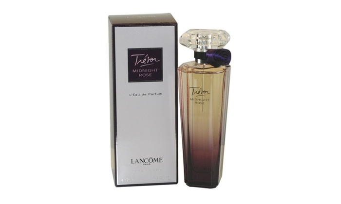 tresor midnight rose by lancome l 39 eau de parfum spray 2 5. Black Bedroom Furniture Sets. Home Design Ideas