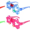 Set of 4 VT Flashing LED Multi Color 'Super Star' (Colors May Vary)