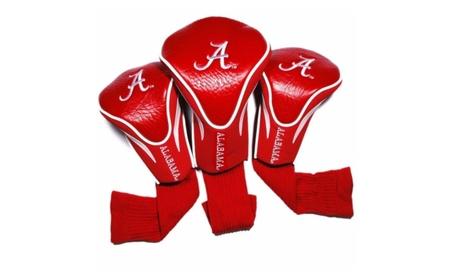 Team Golf NCAA Logo 3Pk Contour Sock Golf Club Headcovers 1f53d676-d6e9-4e19-847a-e18a5085cb13