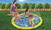 "Banzai 54"" Sprinkle and Splash Water Play Mat"