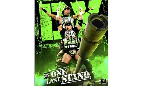 WWE: DX: One Last Stand (2-Disc) (Blu-ray) 07ea6d49-a2d3-4692-a95e-9f6c2c13d609
