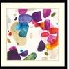 Shirley Novak 'What if IV' Framed Art Print 19 x 19-in