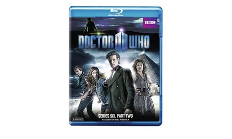 Doctor Who: The Sixth Series, Part Two (Blu-ray) 8f73f448-2fe2-4d11-af08-4735a8c5e818