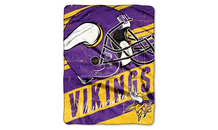 NFL 059 Vikings Deep Slant Micro