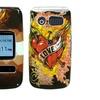 Insten Love Tattoo Phone Protector Case For PANTECH P2000 Breeze II