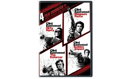 4 Film Favorites: Dirty Harry Collection (4FF) (DVD) 35ceb09b-034b-4d50-9991-11b94b20602c