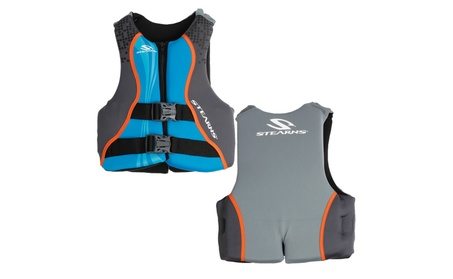 Stearns Youth Hydroprene Life Vest 21b8699c-038d-41d7-aec1-d15dc02822ea