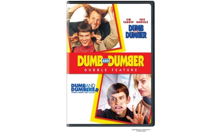 Dumb and Dumber, Dumber and Dumberer (DBFE) (DVD) (WS) (Franchise Art) a825d5fe-ddd0-4e80-831f-4d48635a47dd