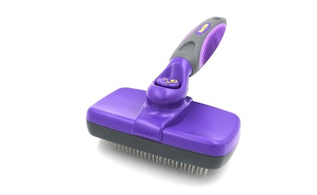 Self Cleaning Slicker Brush f1aee492-0dd9-4137-9049-02553a9fcd70