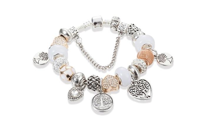 tree of life bracelet pandora