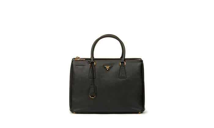 PRADA Bauletto Bag | Groupon