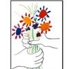 Petite Fleurs by Pablo Picasso