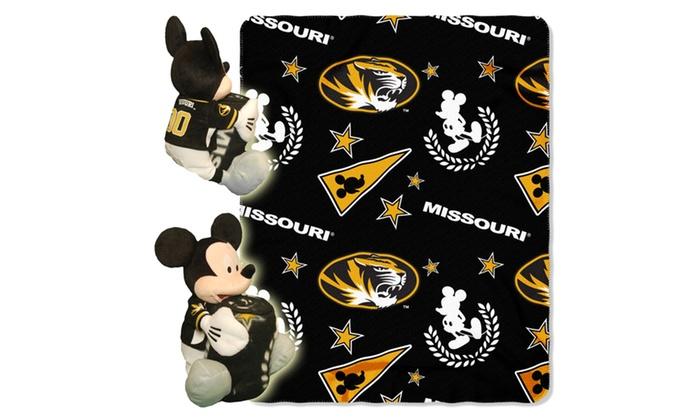 COB 038 Missouri Mickey Hugger with Throw