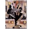 Garner Lewis Jam Session Canvas Print 18 x 24