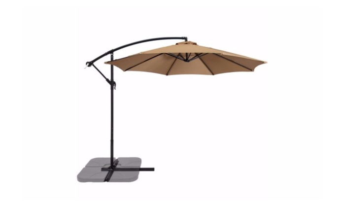 Best Choice Products Patio Umbrella Groupon