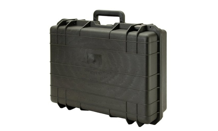 T.Z. Case Cape Buffalo Water-Resistant Utility Case