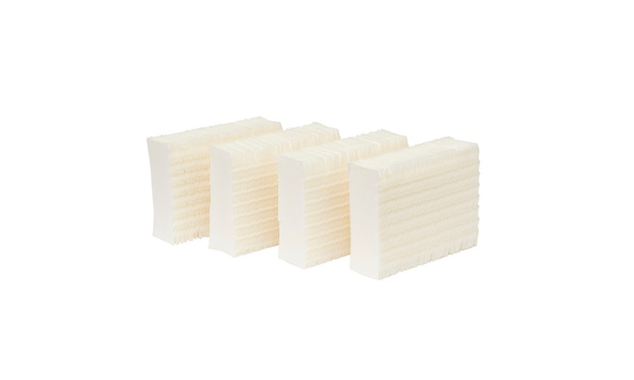 AIRCARE HDC12 Super Wick, Humidifier Wick Filter, 4pcs