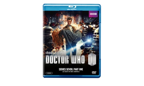 Doctor Who: Series Seven, Part One (Blu-ray) fae3cb81-92ef-4c5f-86c3-2a5d783c8892