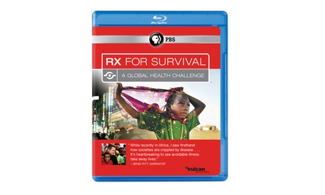 Rx for Survival: A Global Health Challenge Blu-ray 942adddc-17de-46f7-a7bd-b17851d7315e