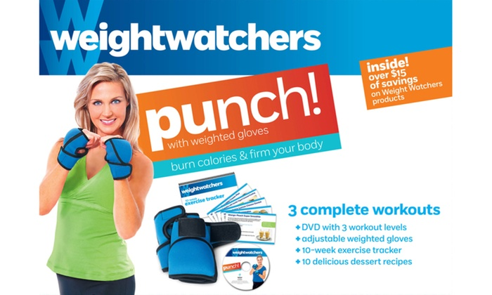 Weight Watchers: Punch It Up w/ Gloves Kit V3