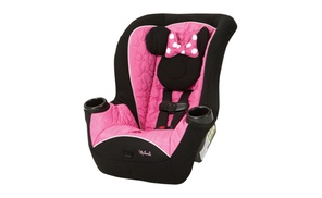 Mousketeer Minnie Mouse Convertible Baby Car Seat