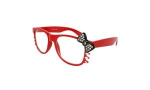 MLC EYEWEAR Retro Square Fashion Kitty Sunglasses