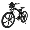 27 Speed Foldable Mountain Bike Electric Power Bicycle