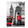 Philippe Hugonnard Look at London Canvas Print